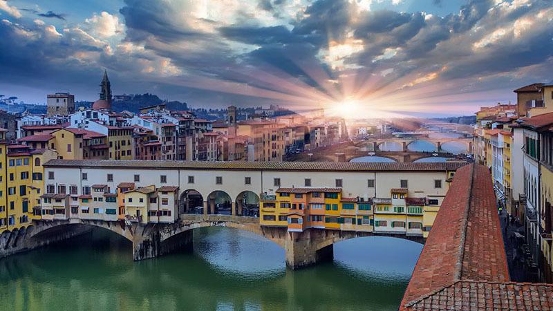 Tour ecologico di Firenze con auto elettrica - Main image