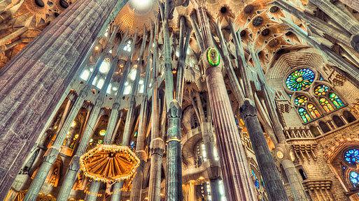 Barcelona: visita guidata a Park Guell e Sagrada Familia con biglietto Saltafila - Main image