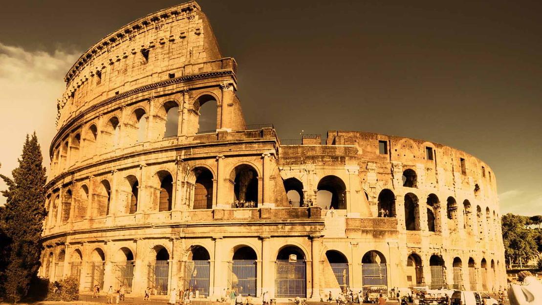 Colosseum, Roman Forum, Palatine Hill Skip the line tickets - Main image