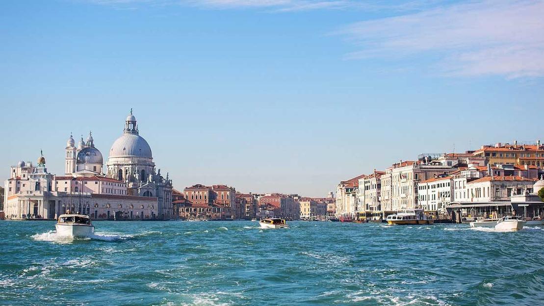 Venezia - Aeroporto di Venezia: servizio navetta su imbarcazione a motore - Main image
