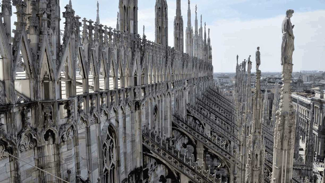 Milan Cathedral and Rooftop Skip the line Ticket - Main image