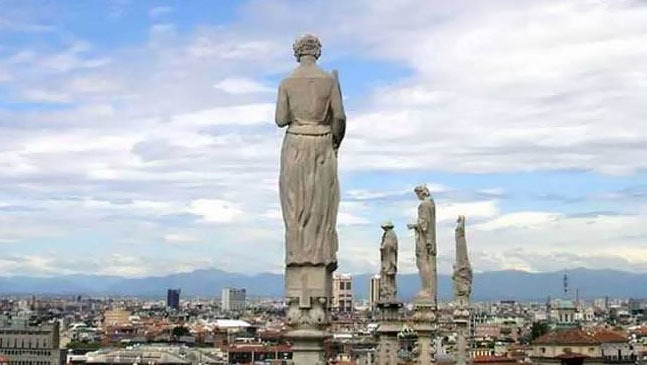 Salita sul tetto del Duomo di Milano - Main image