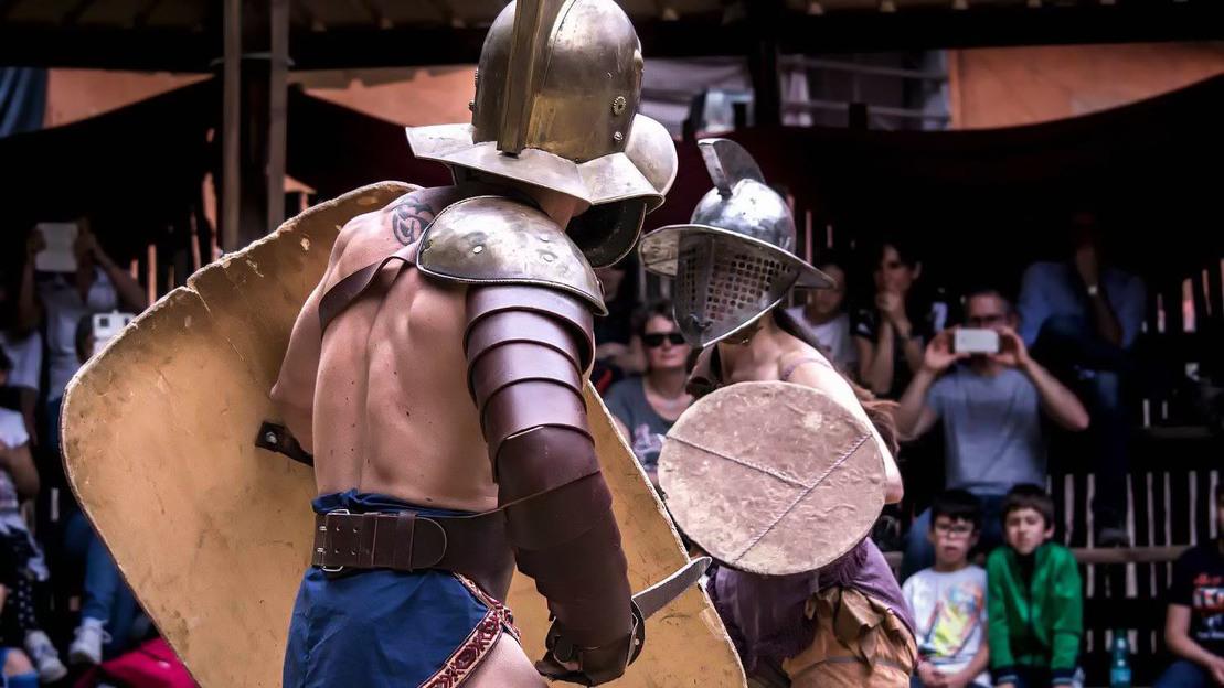 Rome: Gladiator Show - Main image
