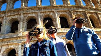 Colosseum Virtual Reality Experience Tour - Image