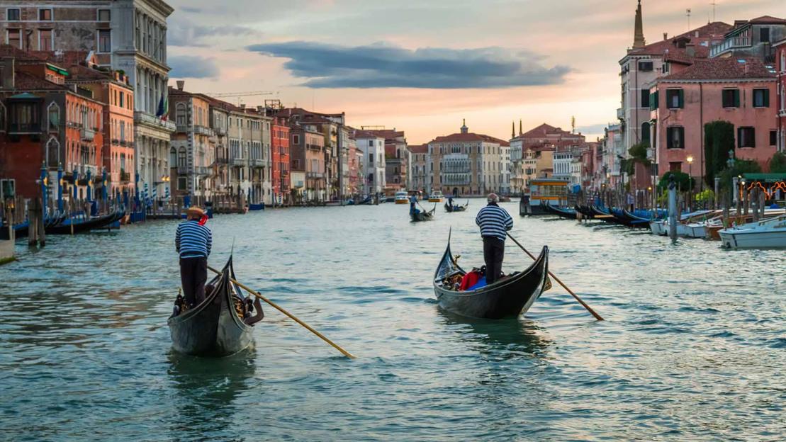 Venice Walking tour and gondola ride - Main image