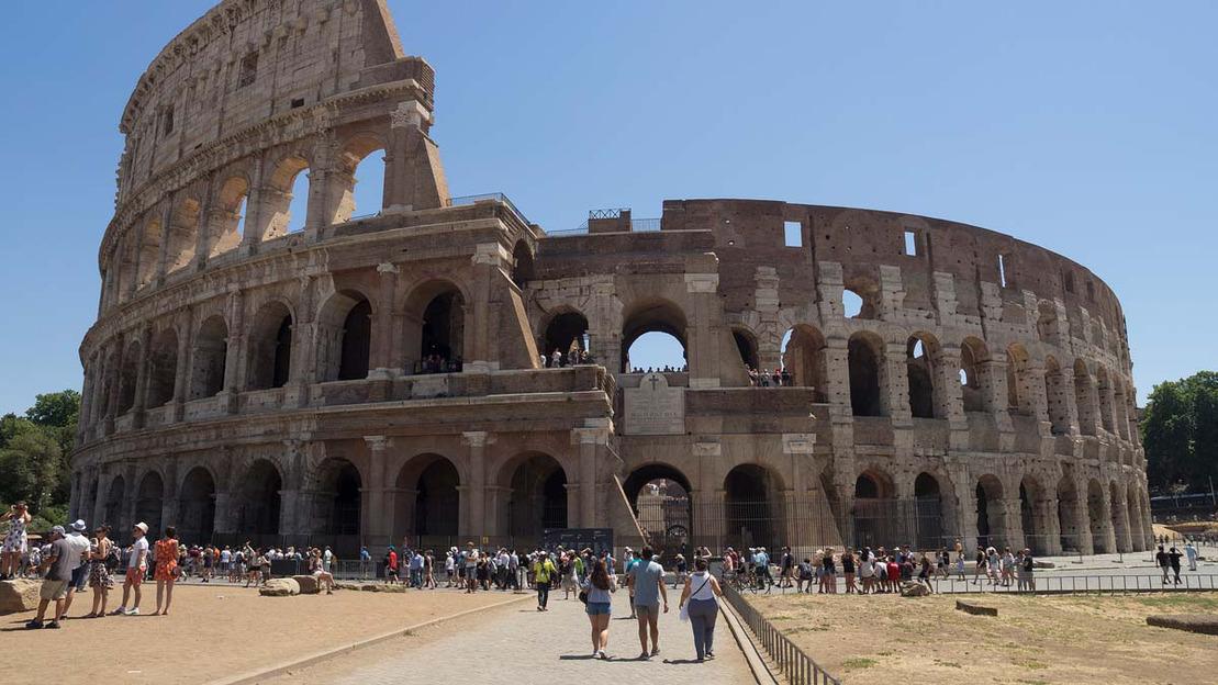 Colosseo: Visita Guidata e Biglietto Saltafila - Main image