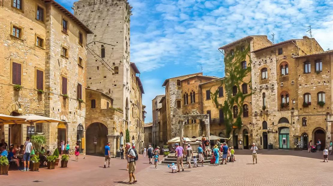 Escursione a Siena, San Gimignano e Pisa  - Main image