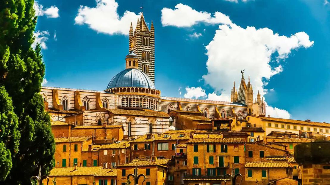 Escursione nella regione del Chianti, a San Gimignano e tour di Siena - Main image