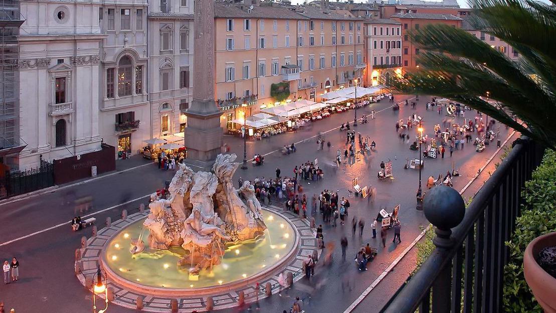 Tour di Piazze e Fontane nel centro di Roma - Main image