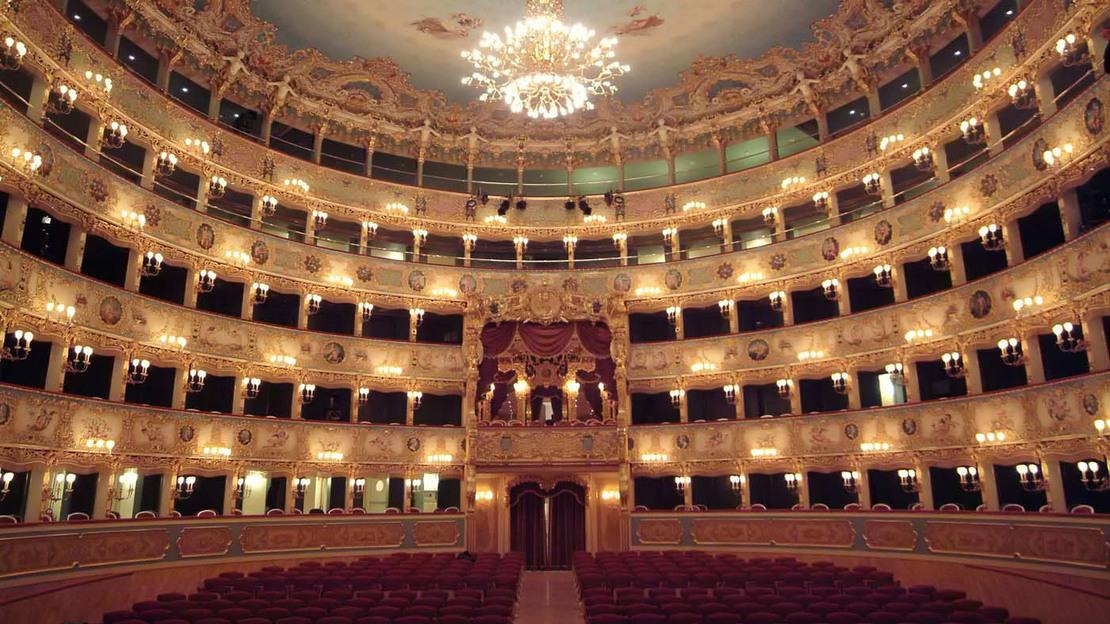 Visita guidata al Teatro La Fenice di Venezia - Main image