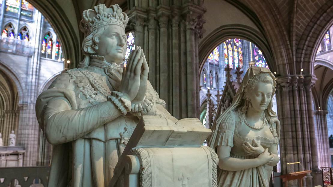 Visita guidata alla Basilica di Saint Denis a Parigi - Main image