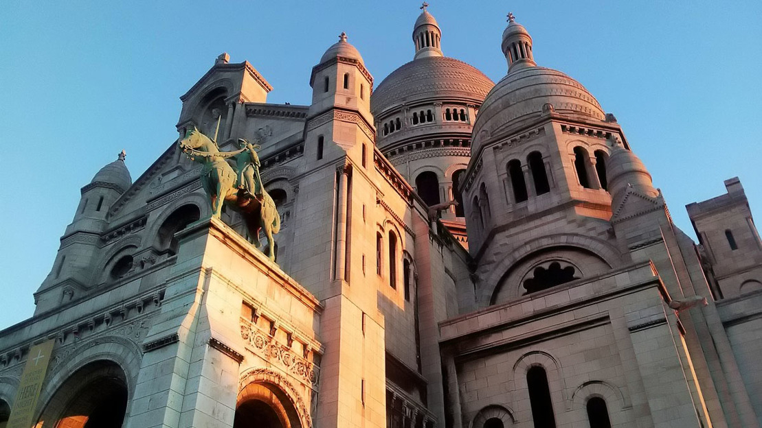 Sacre Coeur and Montmartre Guided Tour - Main image