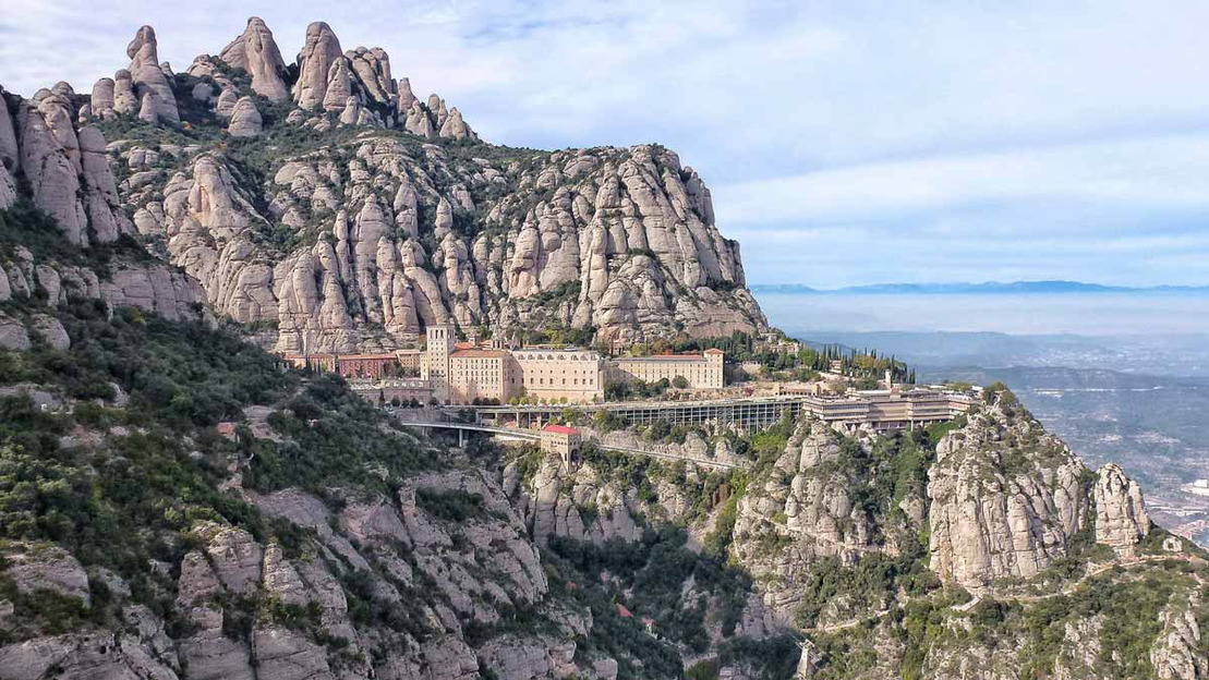Escursione al Montserrat da Barcelona - Main image