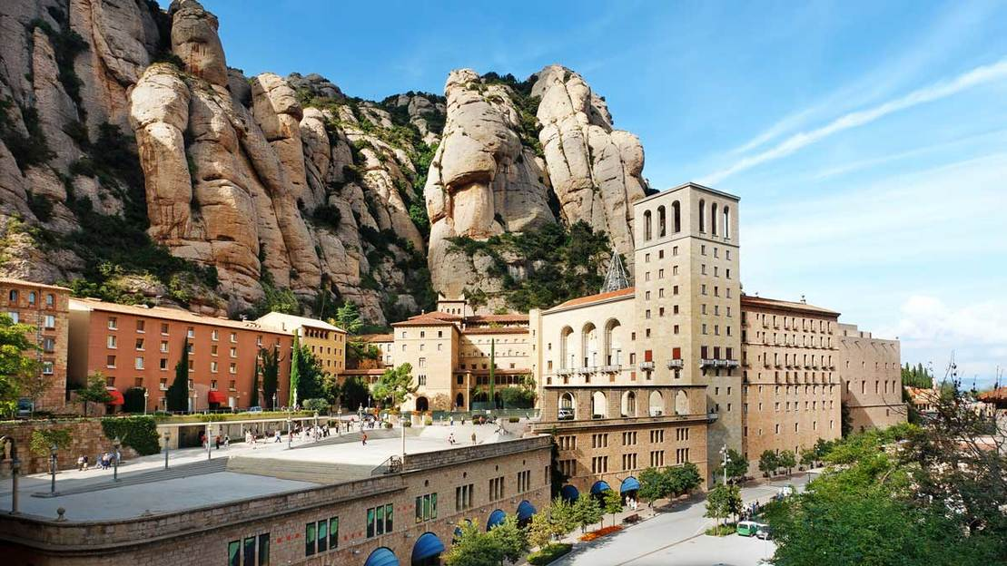 Montserrat Tour from Barcelona with Lunch - Main image