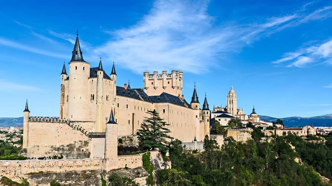 Escursione  a Avila e Segovia - Main image
