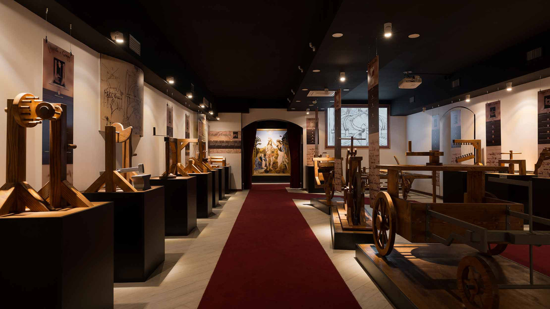 Skip the line tickets to Leonardo Da Vinci Experience  - Main image