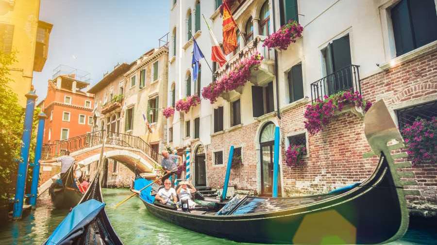 Venezia: Giro in Gondola  - Main image