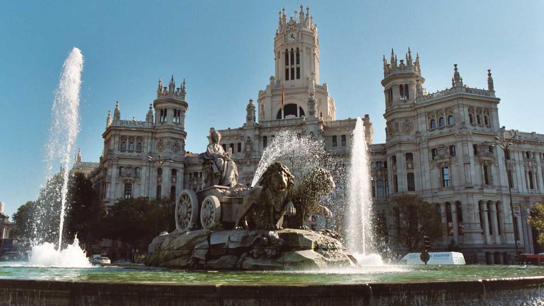 Madrid Highlights Morning Half Day Tour - Main image