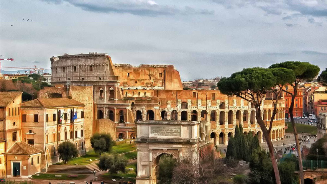 Colosseum, Roman Forum and Palatine with Digital Audioguide - Main image