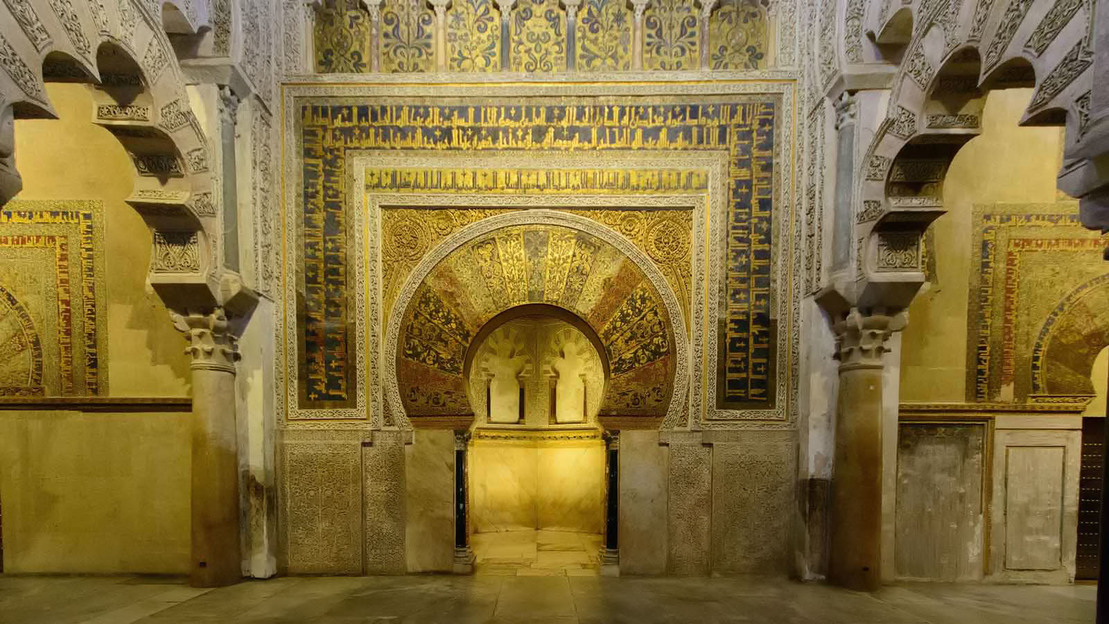 Visita guidata alla Moschea-Cattedrale di Cordoba - Main image