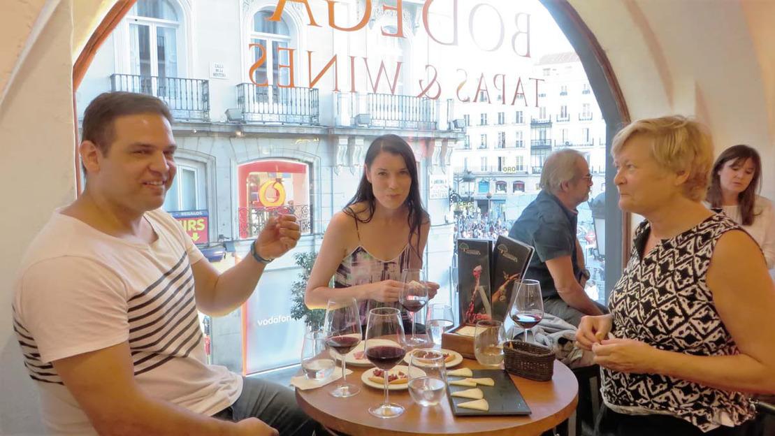 Tour Enograstronomico di Madrid - Main image