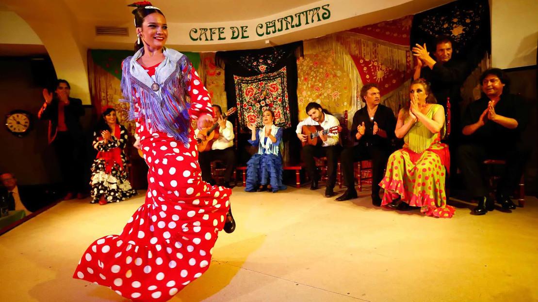 Flamenco Show at Cafe de Chinitas - Main image