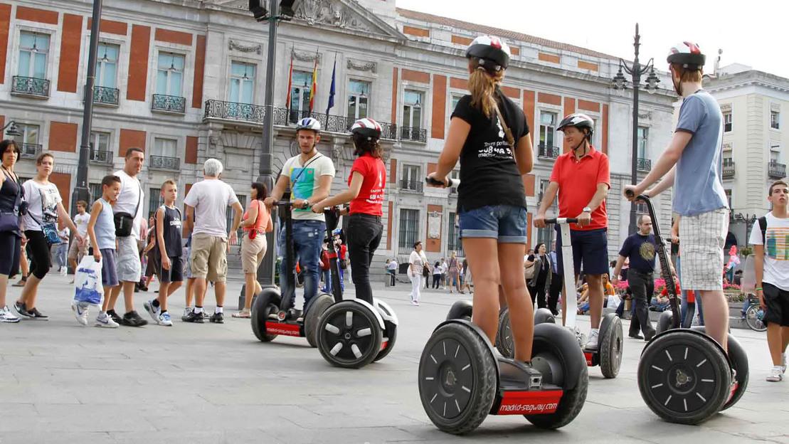 Segway Tour del centro di Madrid - Main image