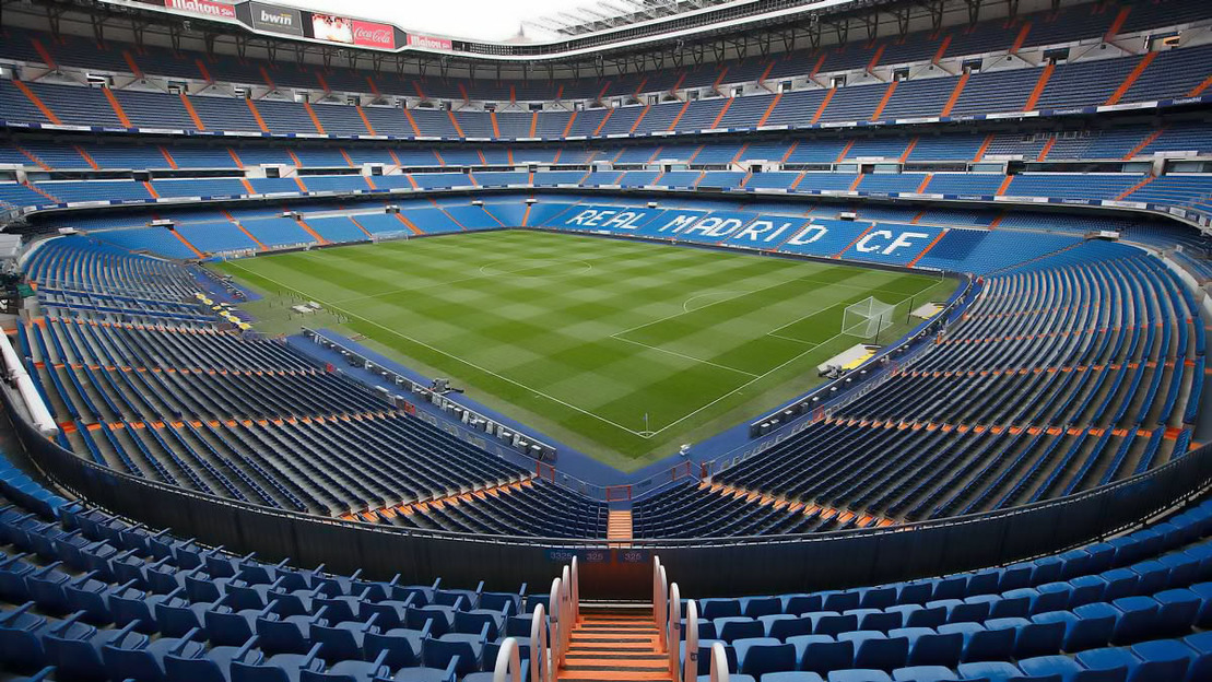 Tour allo stadio Santiago Bernabéu - Main image