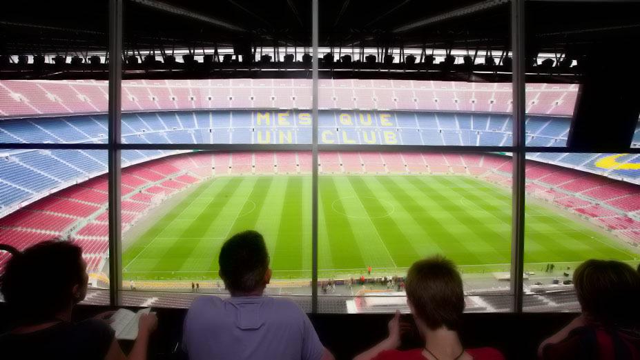 Camp Nou Stadium Guided visit - Main image