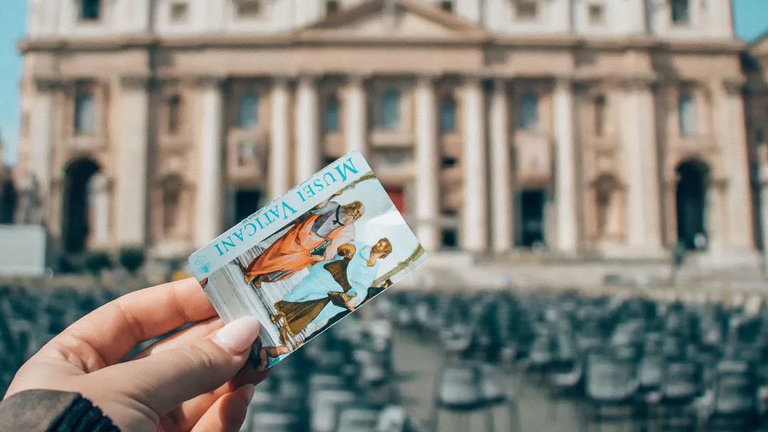 Guided tour Vatican Museum, St Peter's Basilica and Sistine Chapel - Main image