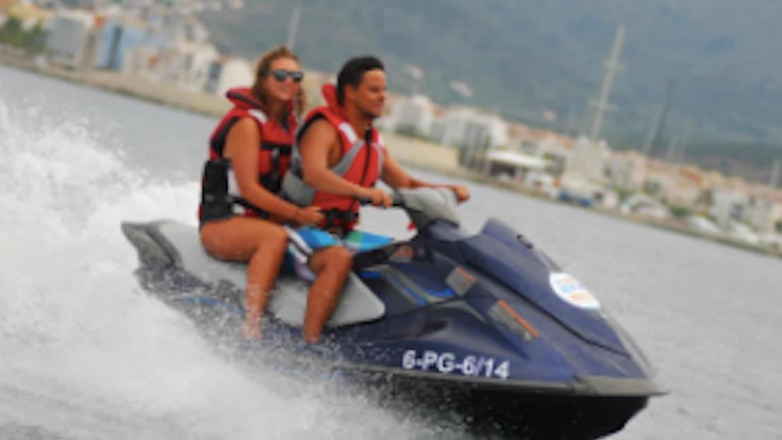 Jet Ski, Moto d'acqua lungo le coste di Barcelona - Main image