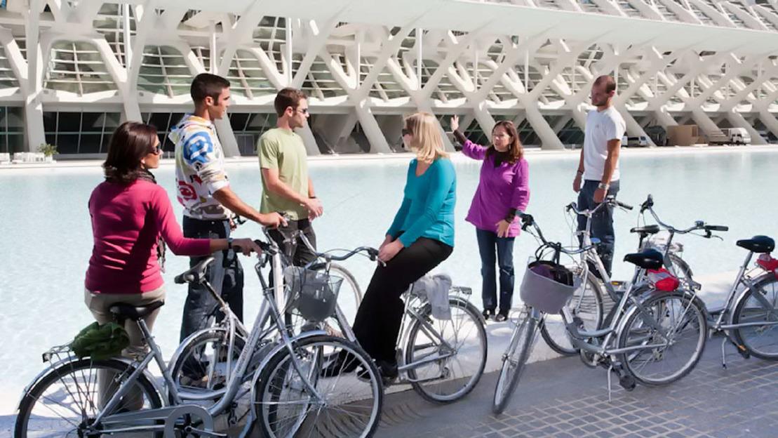 Valencia Bike Tour: visita in bici della città - Main image