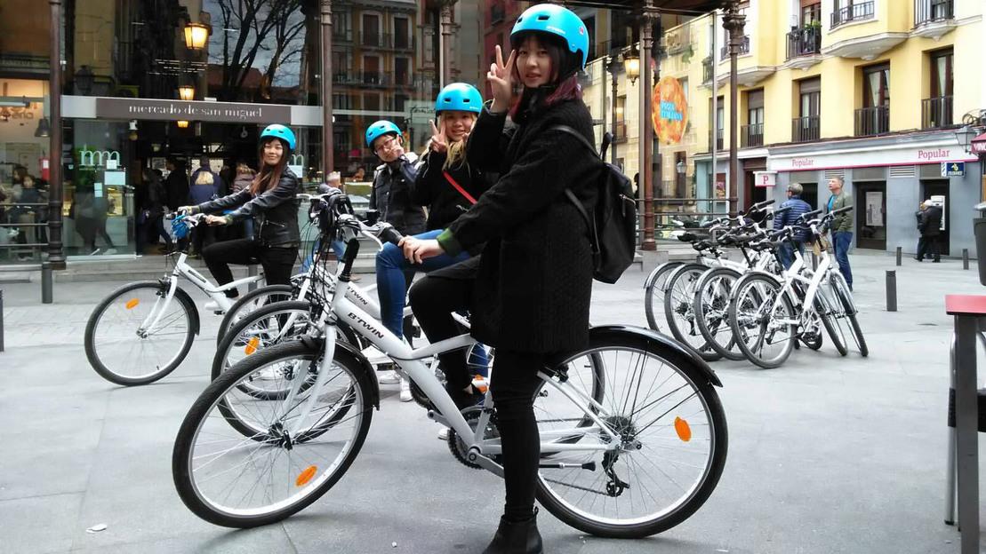 Tour in bici della Casa Campo e Riverside - Main image