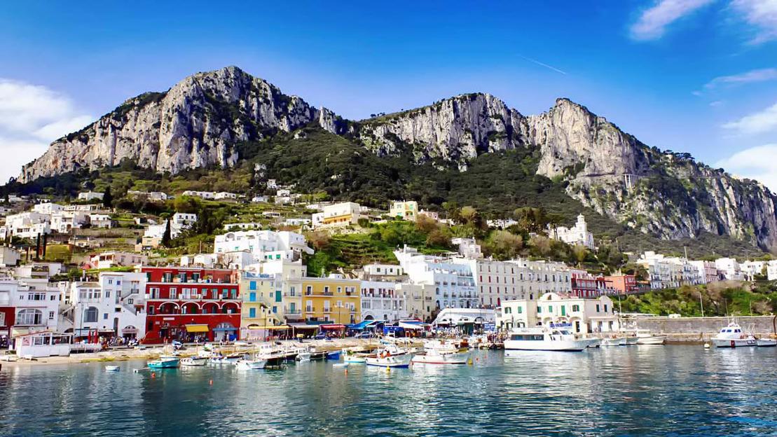 Escursione in barca a Capri - Main image