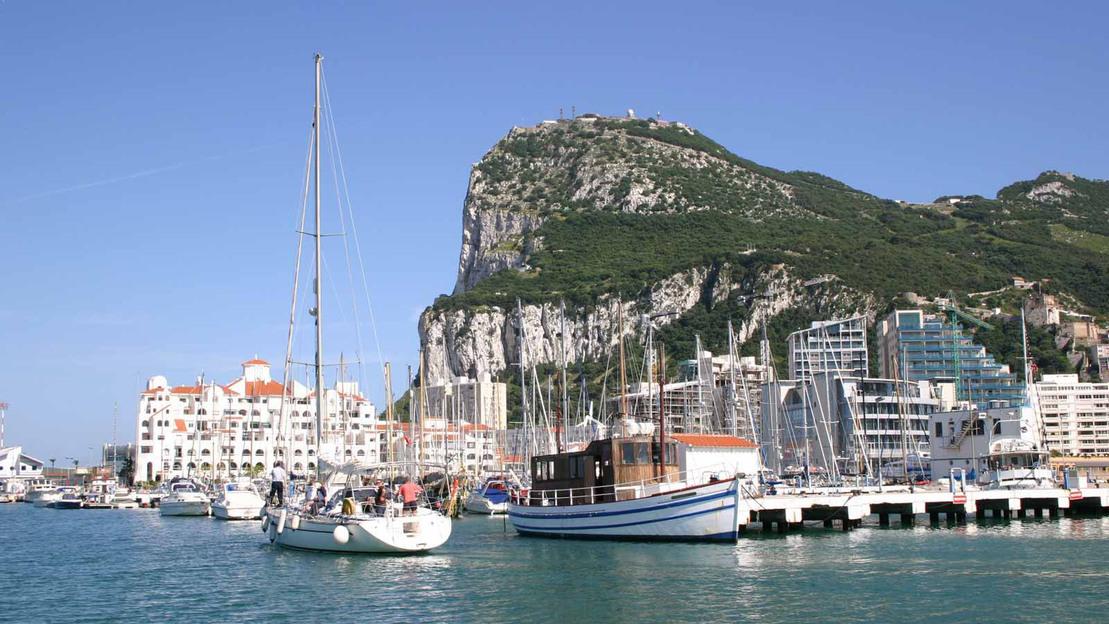 Da Siviglia: Tour panoramico di Gibilterra - Main image