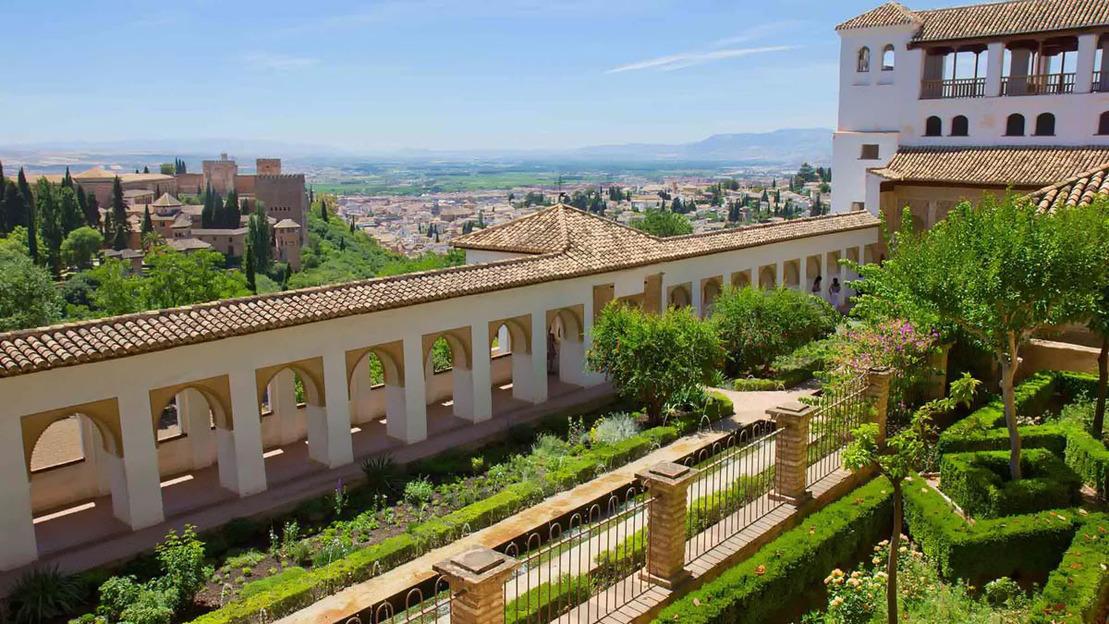 Albayzin & Sacromonte Walking Tour + Granada  - Main image