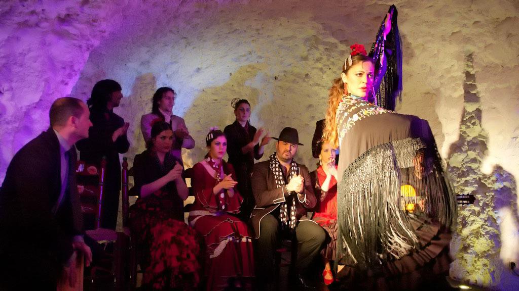 Granada: Spettacolo di Flamenco al Sacromonte - Main image