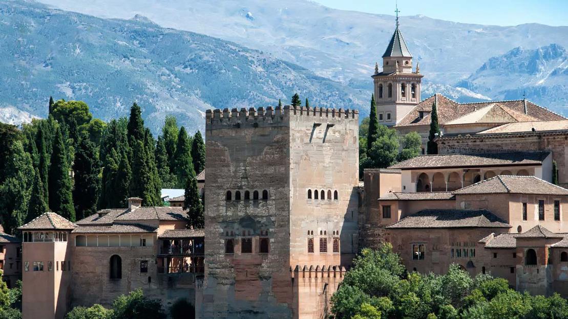 Granada: City Tour Train  - Main image