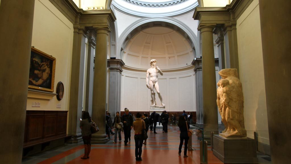 Florence: Accademia Gallery Fast Track Guided Tour - Main image