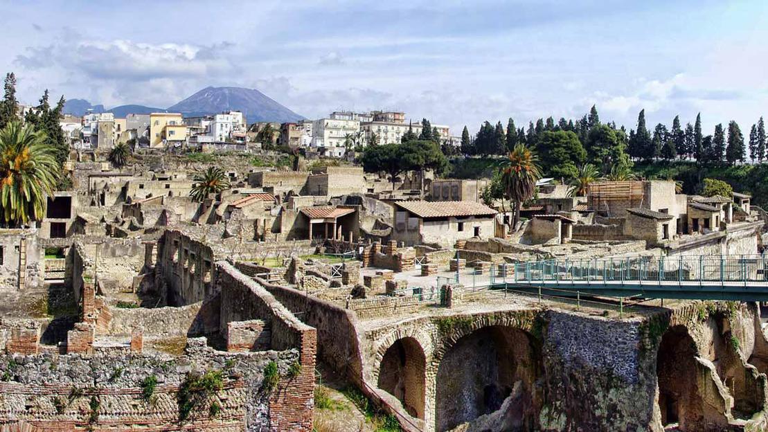 Visita guidata di Ercolano con partenza da Napoli - Main image