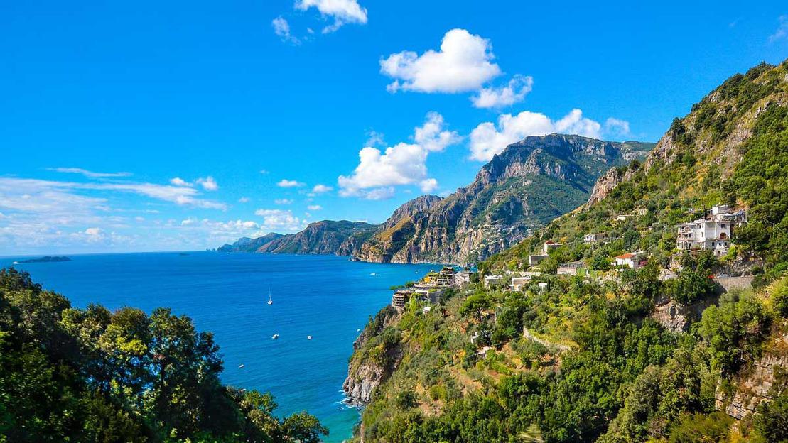 Escursione in giornata a Sorrento, Amalfi e Positano da Napoli - Main image