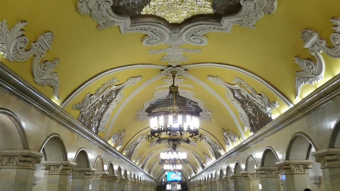 Visita guidata della Metropolitana storica di Mosca - Main image