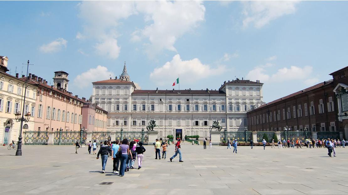 Visita guidata al Palazzo Reale di Torino - Main image