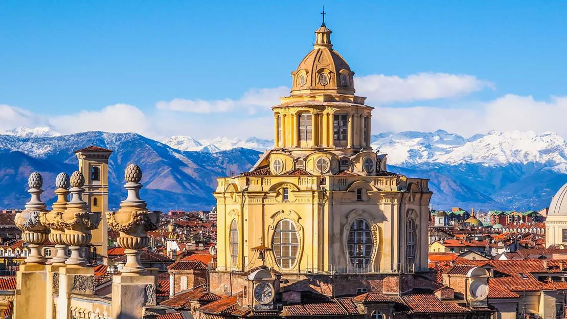 Tour a piedi per la Torino spirituale - Main image