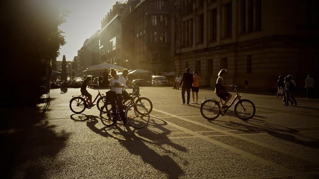 Visita guidata di Torino in biciletta - Main image