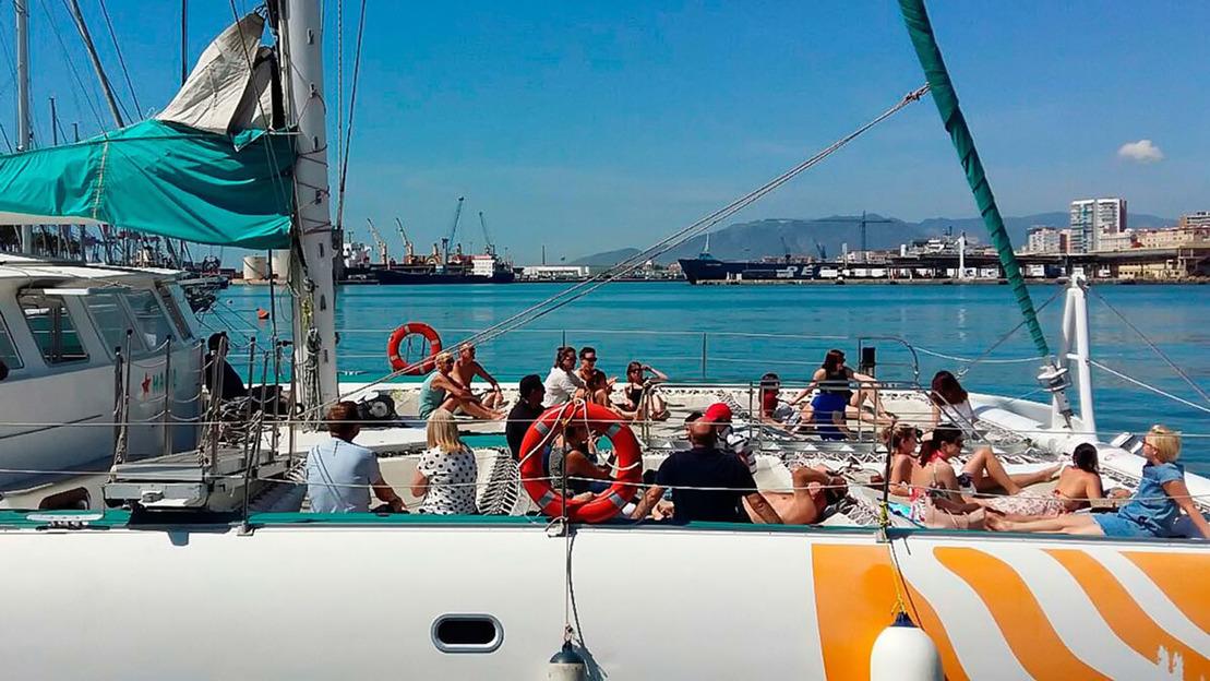 In barca a Vela a Malaga con Pranzo BBQ  - Main image