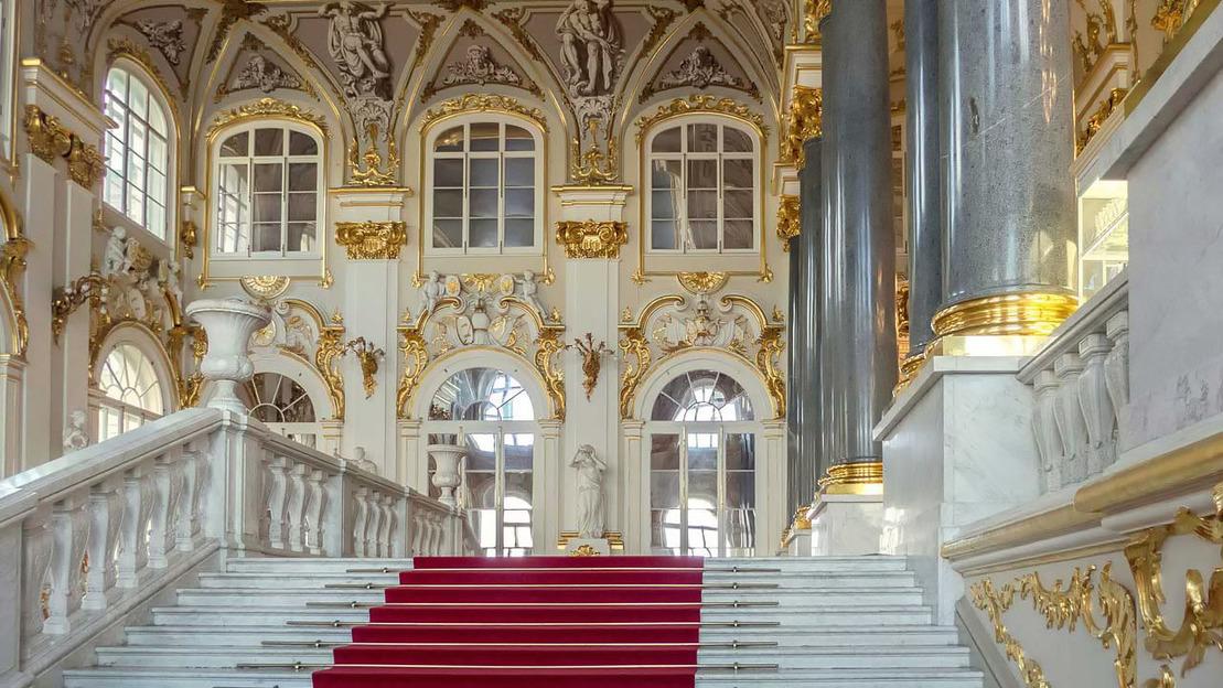 Tour guidato all'Hermitage - Main image