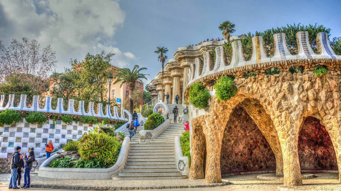 Visita guidata al Park Güell di Barcelona - Main image