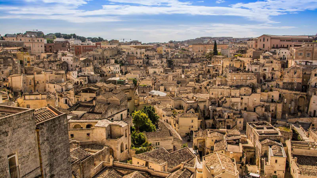 Sassi di Matera Walking Tour - Main image