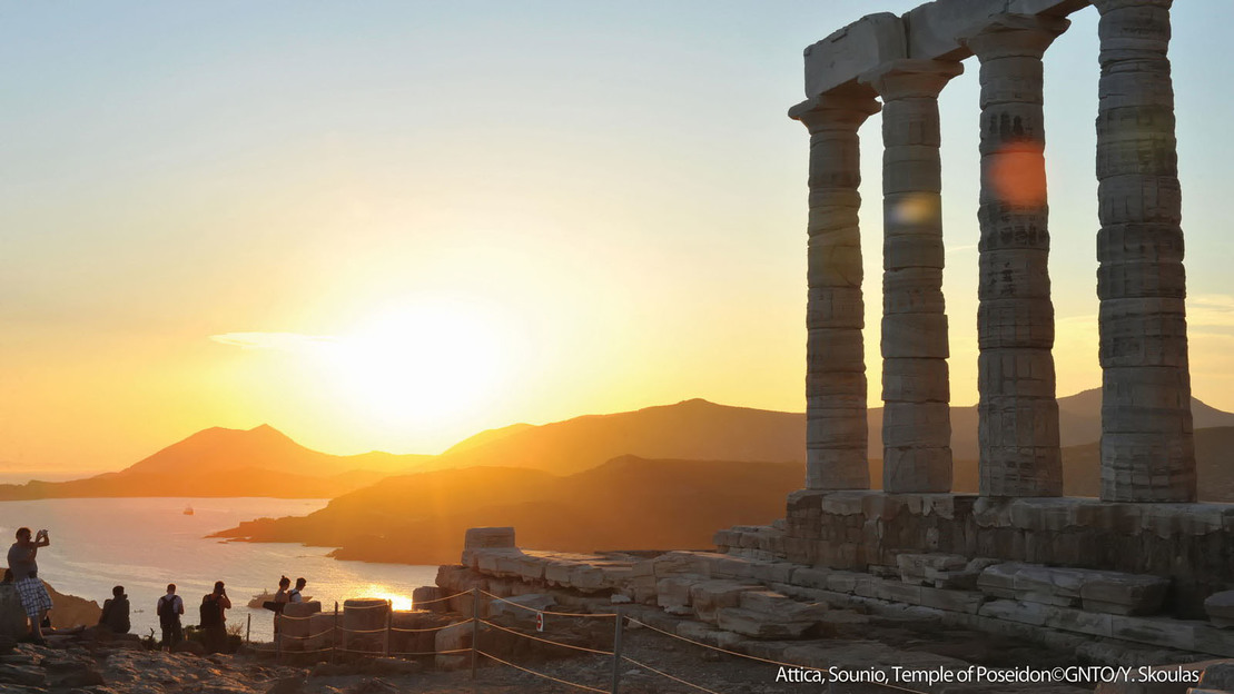 Cape Sounion Afternoon Guided tour  - Main image